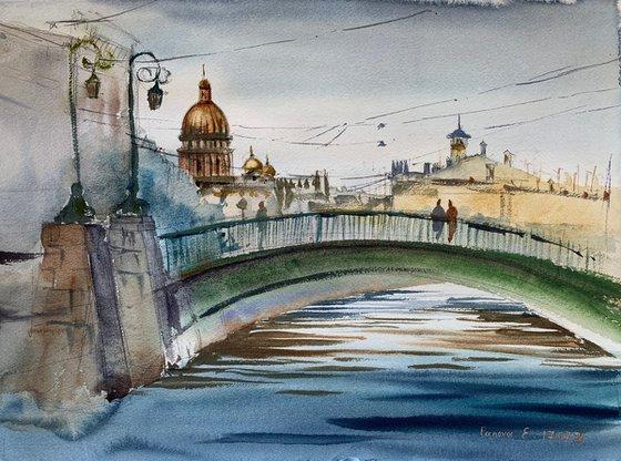 The romance of St. Petersburg