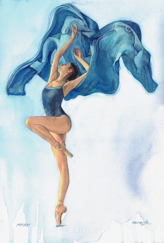 Ballet Dancer CLXXXIV