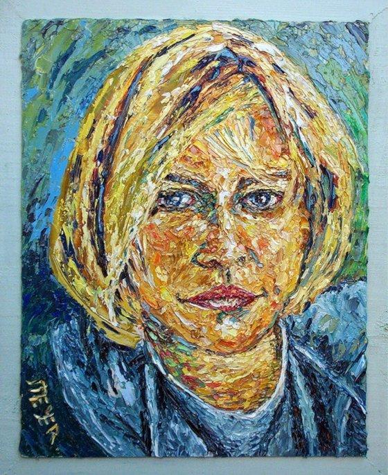 Portrait of Meg Ryan
