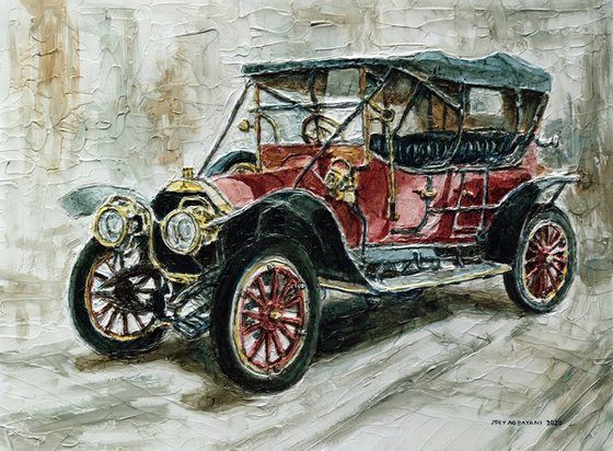 1911 Mercedes 28/60 HP