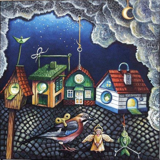 New moon dreams