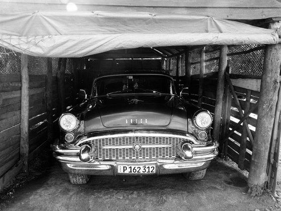 Buick, Vinales, Cuba 23rd January 2016 Limited Edition Giclée Print