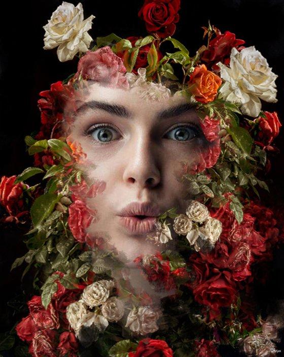 KISS FLOWERS