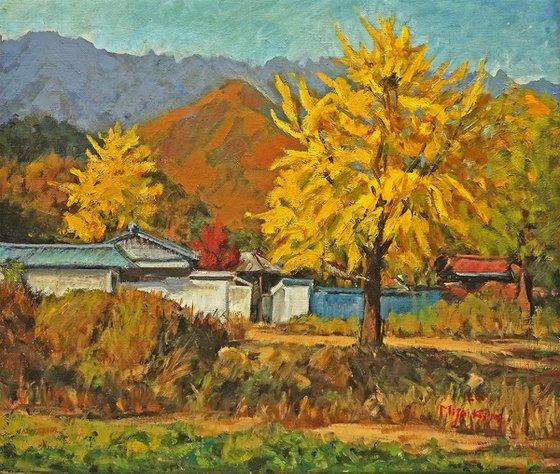 Yongmoonsan Mountain Town
