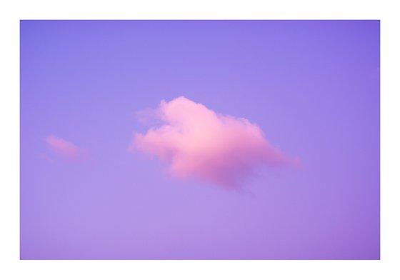 Cloud #9   Limited Edition Fine Art Print 1 of 10   45 x 30 cm