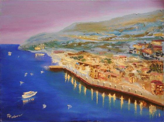Azur coast
