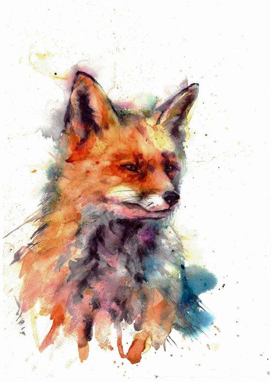 Fox, soul guide