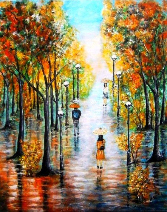 Walk in the rain 2..