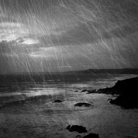 Fading light, Whitsand Bay