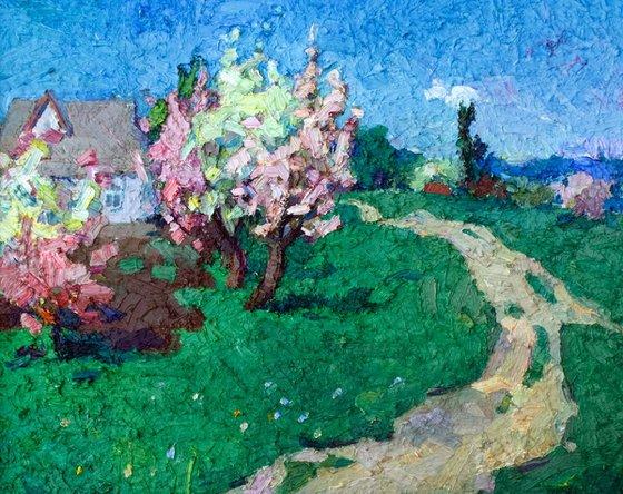 Towards a trembling spring