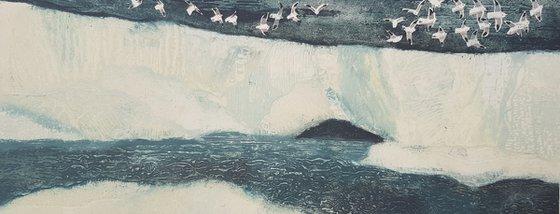 Svalbard Meltwater Arch