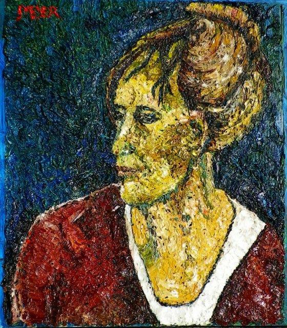 Portrait of Judith