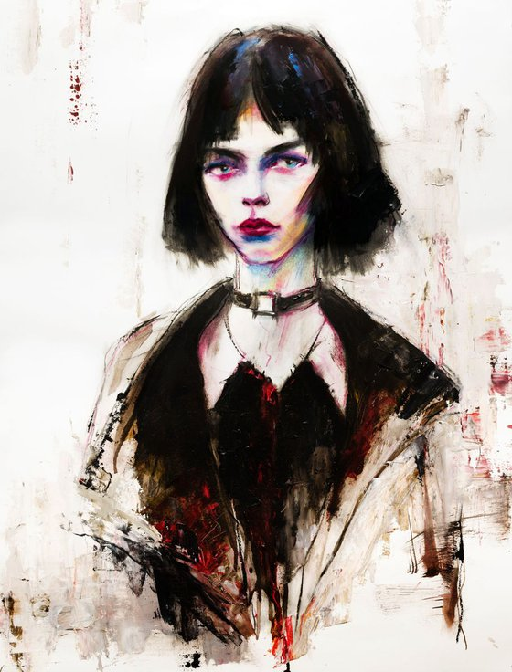 Girl Portrait №4