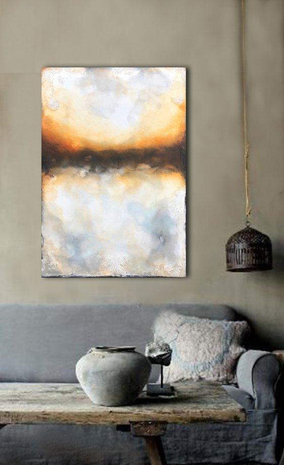 image of daybreak  (120 x 80 cm) Dee Brown