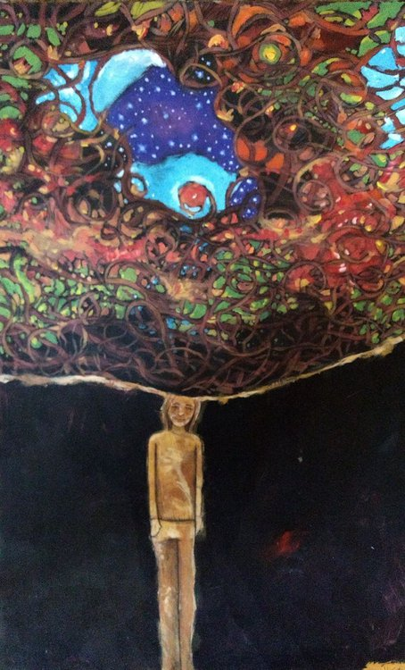 Lucid dreams  Original painting