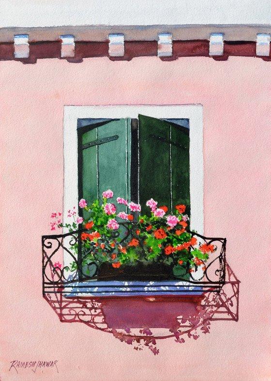 Venetian window #2