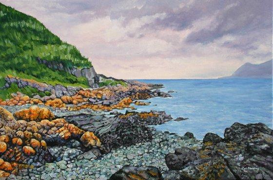 Porthdinllaen Cove