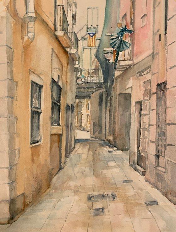 Old Barcelona II