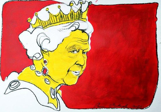 95  Queen Elizabeth 2 A3