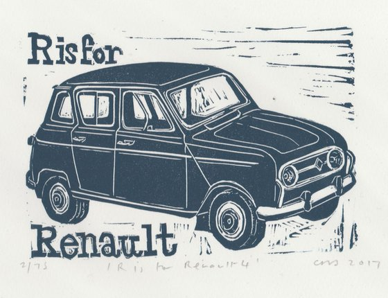R is for Renault