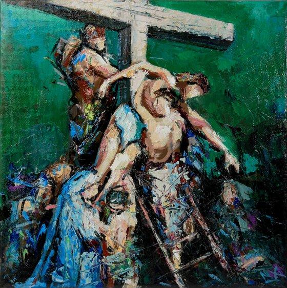 Descente de la croix