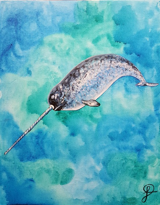 Untitled - 254 Narwhal