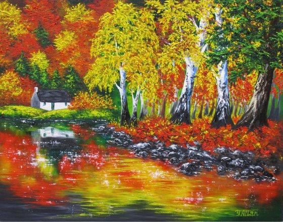 Autumn in Aviemore