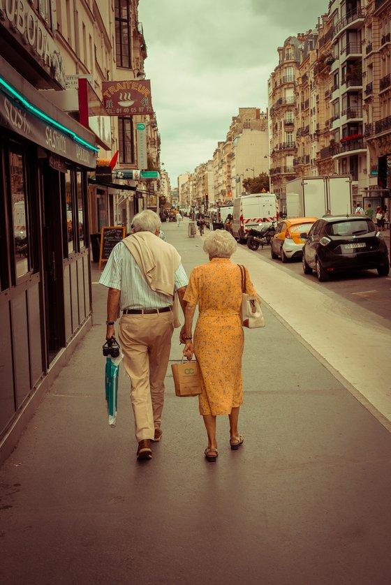 Partners in Paris