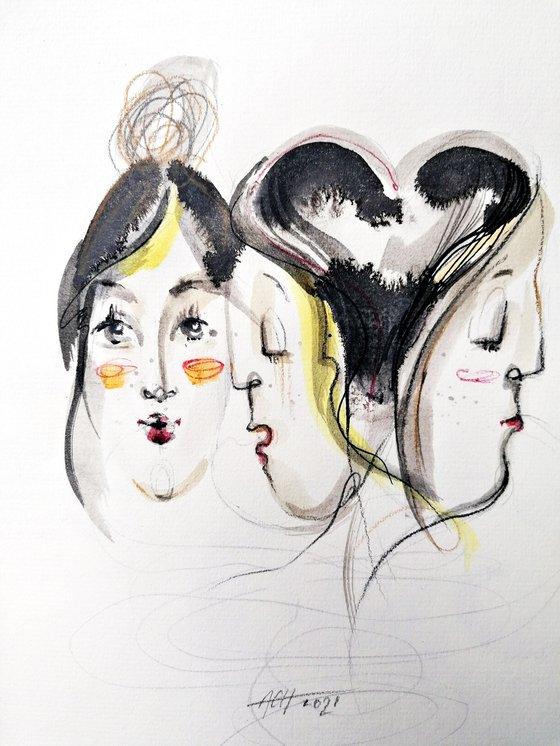 sisters VIII
