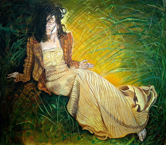 Young Cailleach