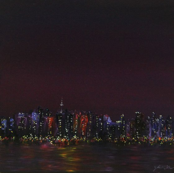 Hong Kong - Colored with Light 1