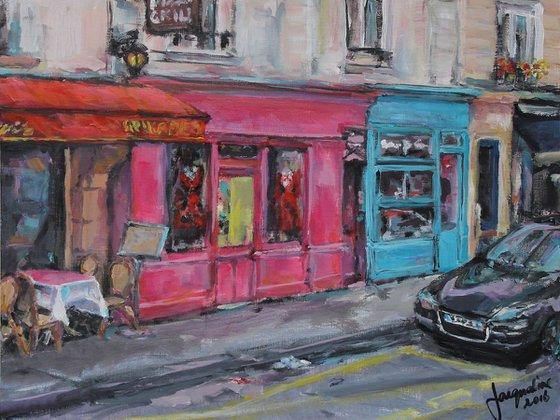 """""""Parisien street"""""""