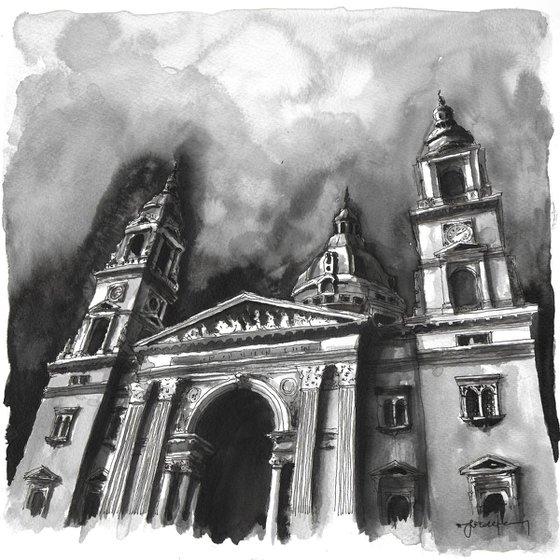 Budapest St. Stephen's Basilica