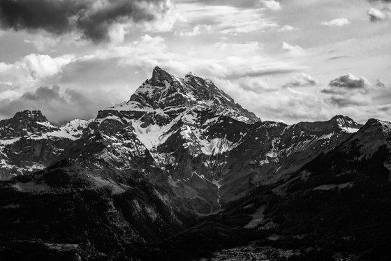 The Chablais mountains