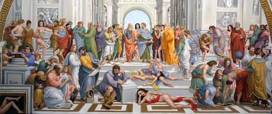 """Teaser With Raphael"""