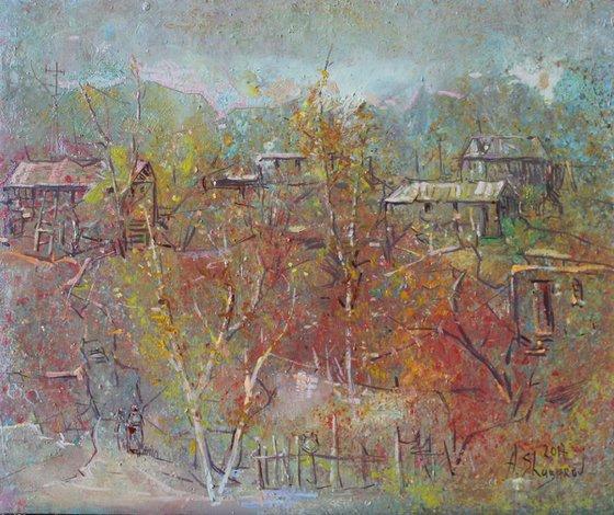 Autumn (60x50 cm)