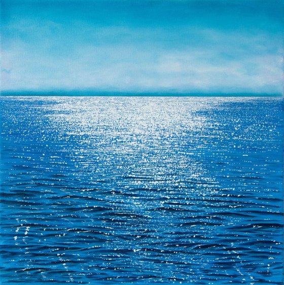 Shimmering ripples -2