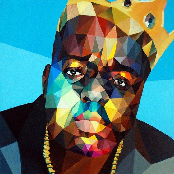 'Biggie' Notorious B.I.G.