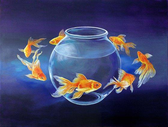 Goldfish Gigantica