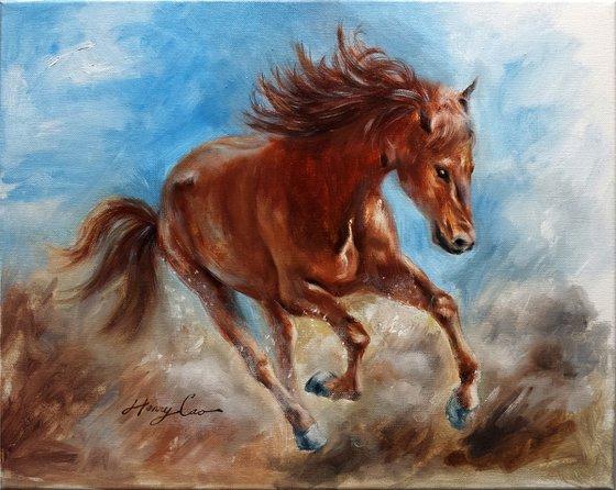 Running Horse 2