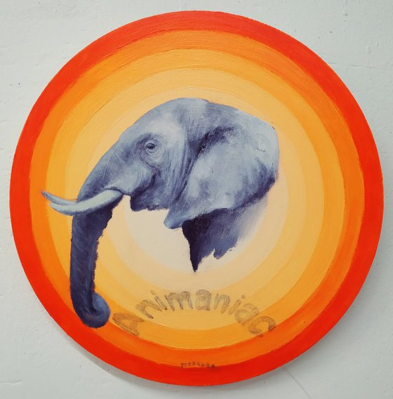 """Animaniac presents""Elefante"