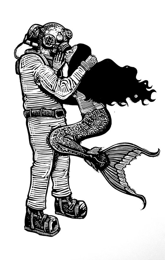 My Underwater Love Revisited