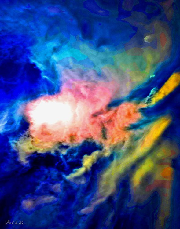 f026f8d850 Smokin Cloud Abstract (2015). Photograph by Mark Goodhew