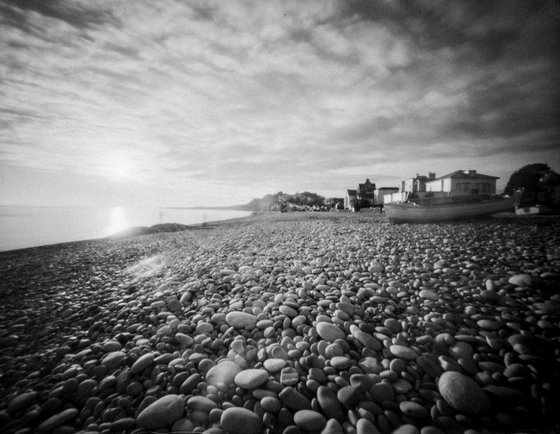 Budleigh Salterton, the beach #1