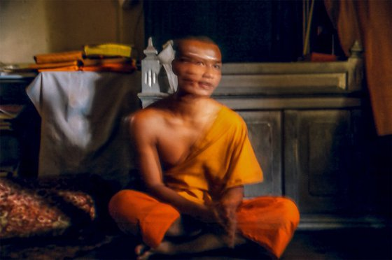 Religions_I, The Spirit of the Young Monk