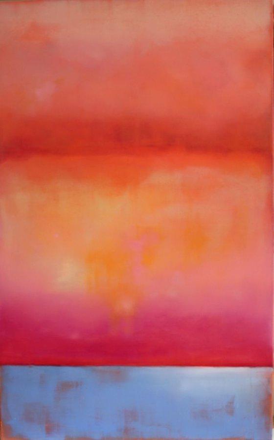 Beyond / Modern Minimal Large Abstract