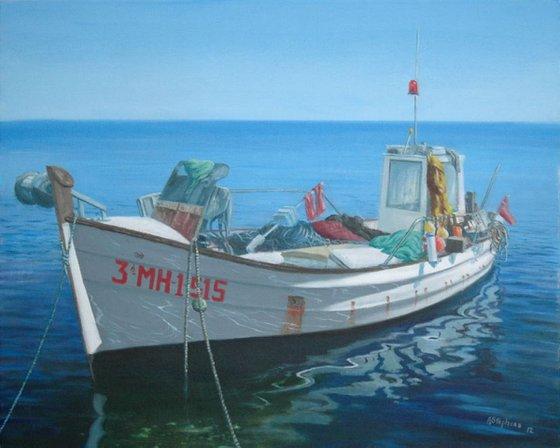Mahon Boat