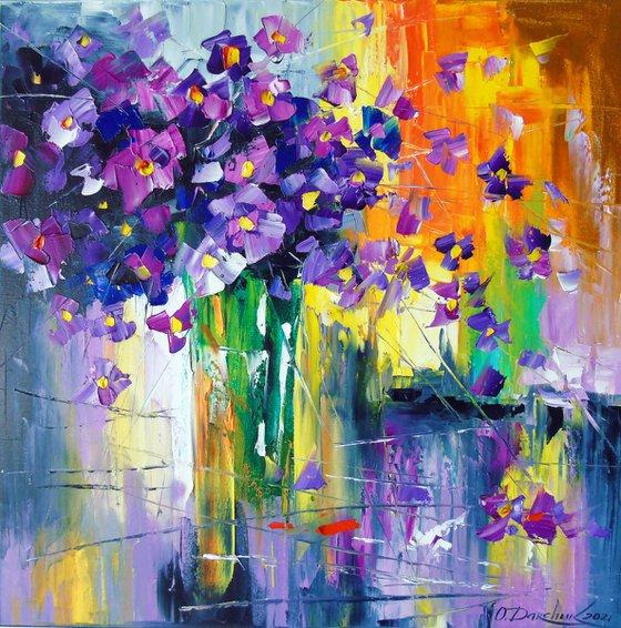 Bouquet of passion