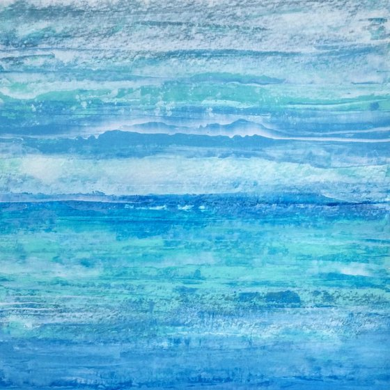 Abstract Horizons (Seascape Series)