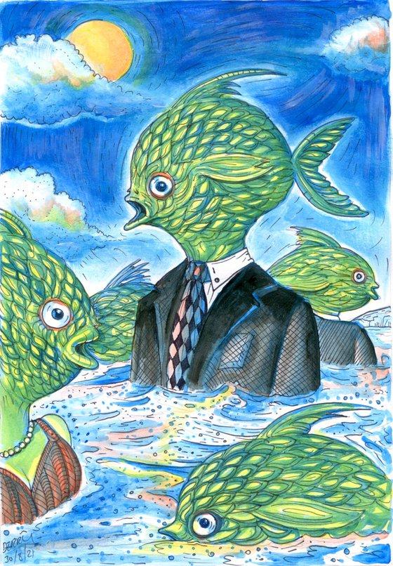 Fish People